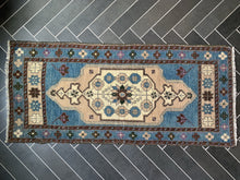 "Load image into Gallery viewer, Vintage Turkish Rug - ""Annabel"""