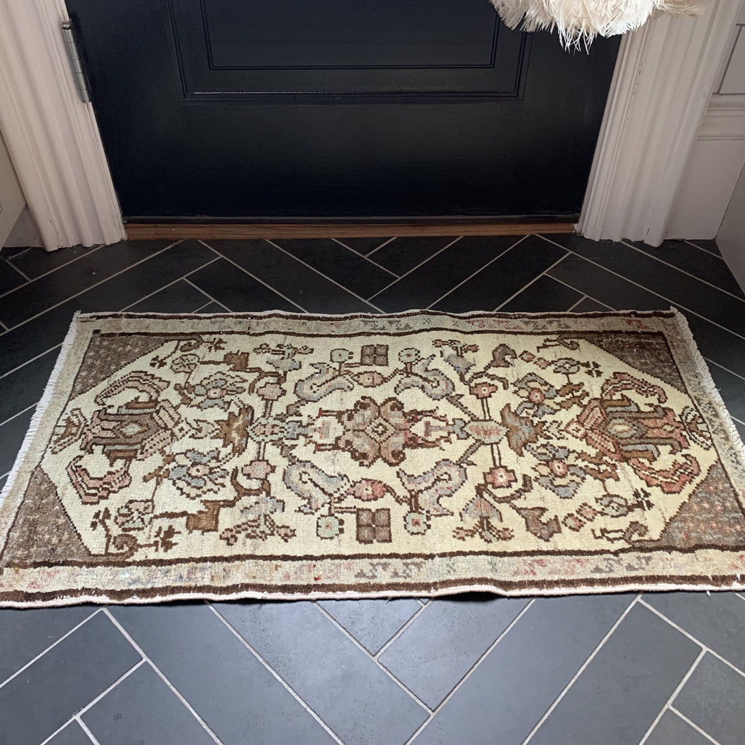 Vintage Turkish Rug -