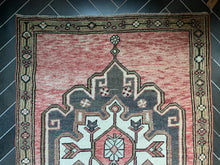 "Load image into Gallery viewer, Vintage Turkish Rug - ""Janice"""