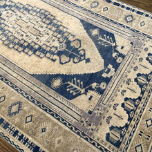 "Load image into Gallery viewer, Vintage Turkish Rug - ""Bonnie"""
