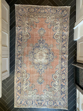 "Load image into Gallery viewer, Vintage Turkish Rug - ""Cynthia"""