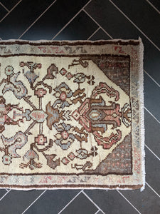 "Vintage Turkish Rug - ""Tess"""