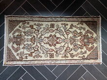 "Load image into Gallery viewer, Vintage Turkish Rug - ""Tess"""