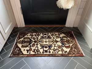 "Vintage Turkish Rug - ""Mara"""