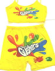 Fruit Gushers Logo Snack Set - MainelySweetz Creations