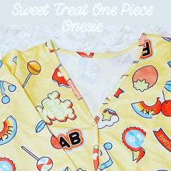 Sweet Treat Onesie (One-Piece) - MainelySweetz Creations