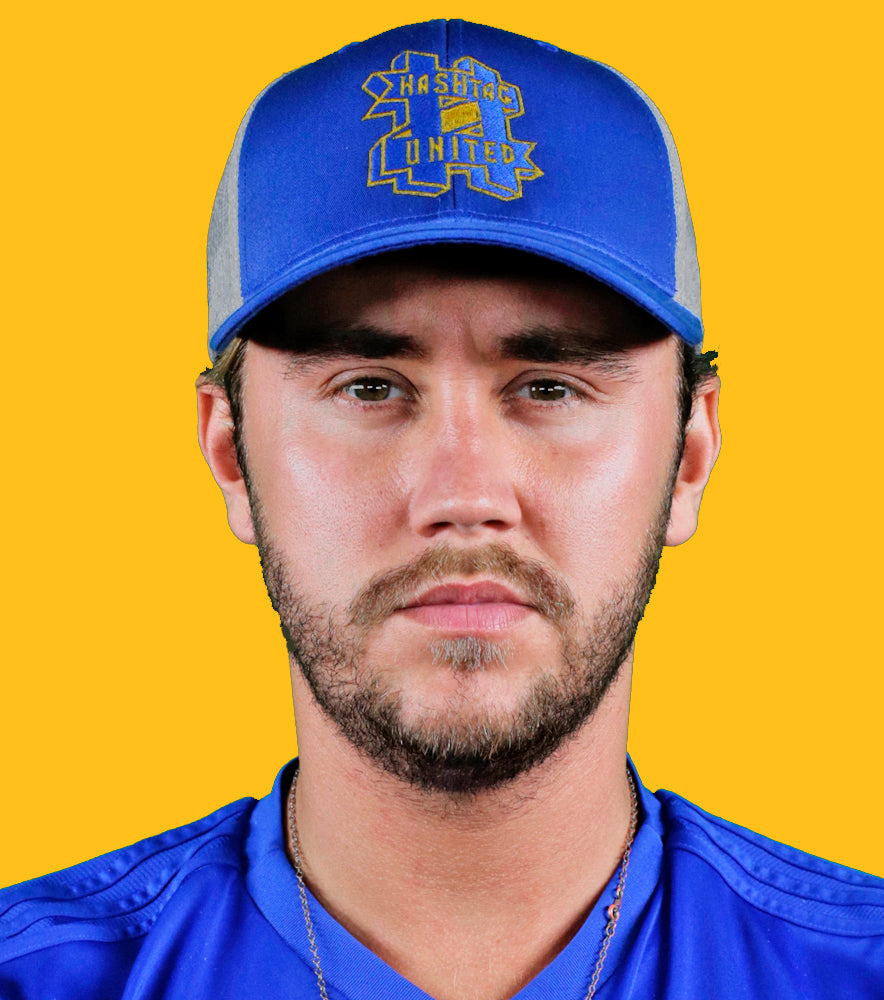 Hashtag United Trucker Cap