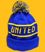 Load image into Gallery viewer, Hashtag United Bobble Hat - LIMITED EDITION!