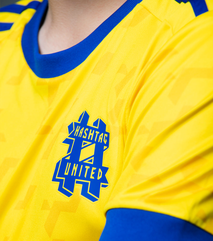 20/21 HASHTAG UNITED HOME SHIRT - YOUTH