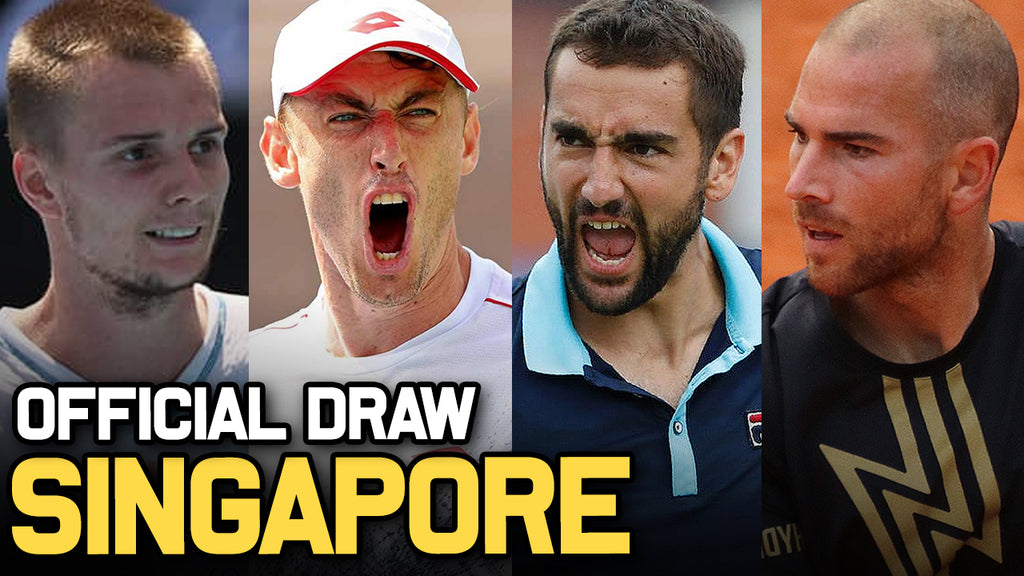 Singapore Open 2021 | ATP Draw Preview