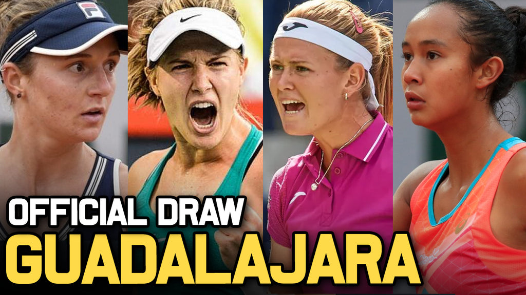 Abierto de Guadalajara 2021 | WTA Draw Preview