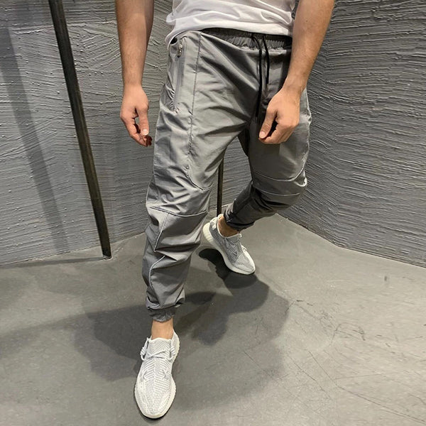 Men's running light casual trousers