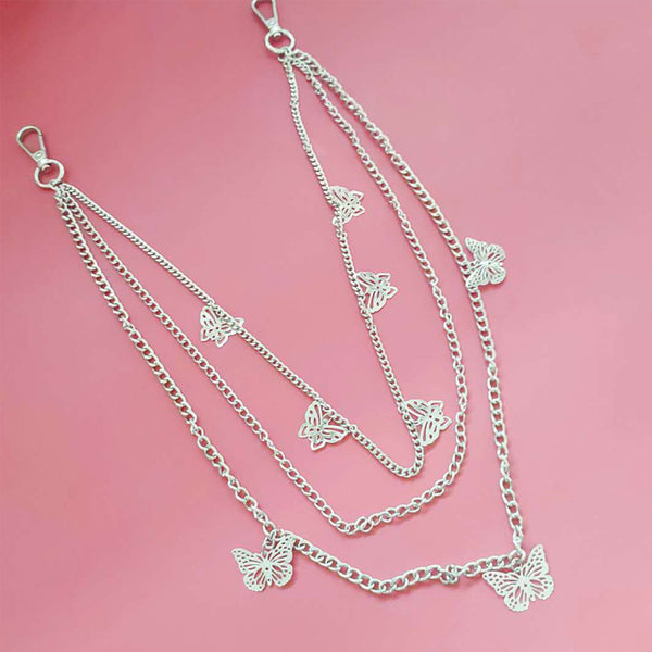 Men's fashion combination butterfly waist chain