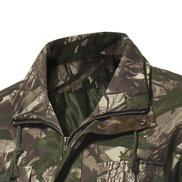 Tapmeo®Casual Jungle Camouflage Multi-Pocket Jacket