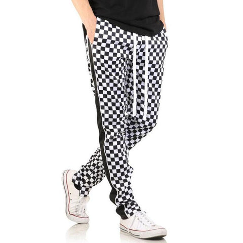 Men's Digital Printing Casual Pants