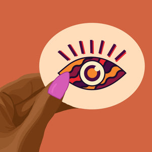 Open image in slideshow, Eyeconic Logo Sticker