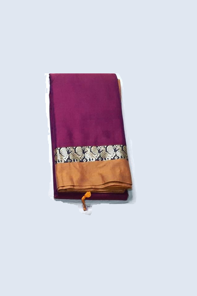 Narayanpet Mercerized Cotton Saree