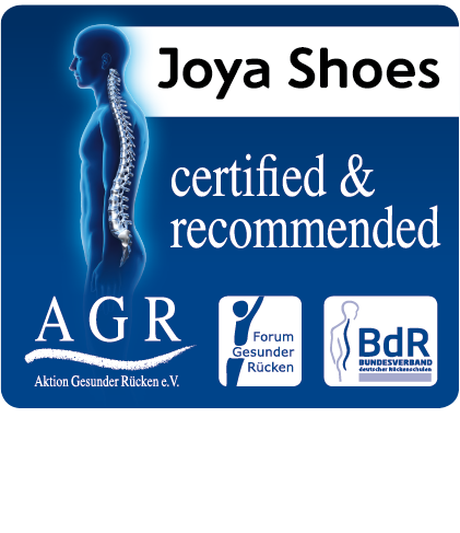 AGR Logo for Joya Shoes