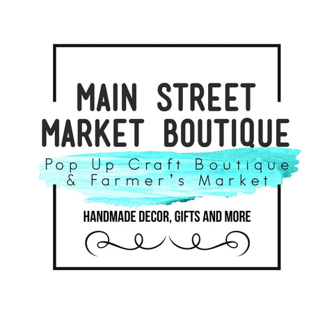 Main Street Market Boutique Logo