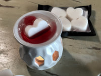 Paradise City Bleeding Heart Wax Melts