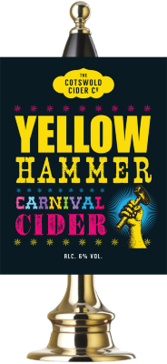 Yellow Hammer Carnival Cider