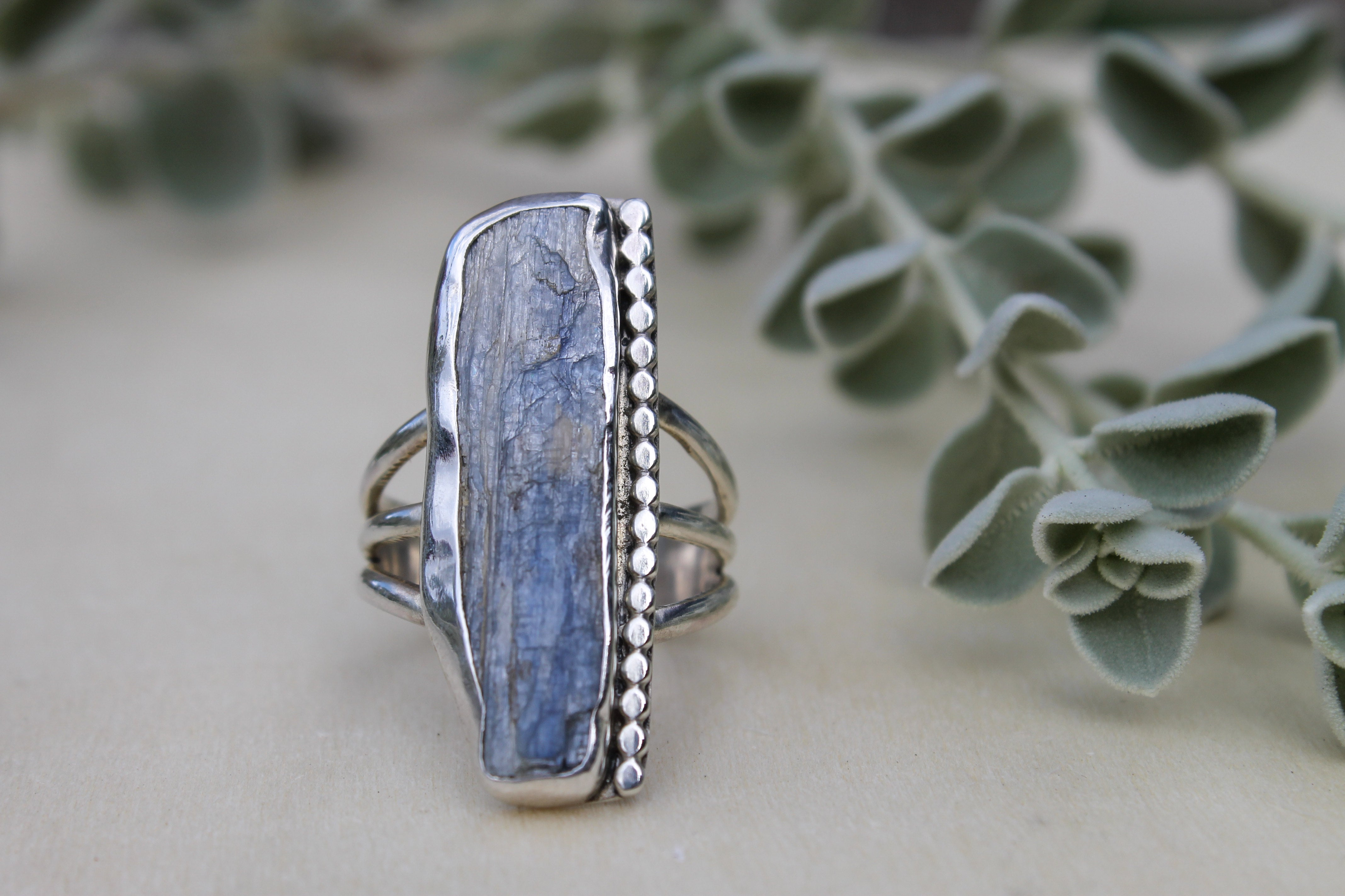 Kyanite Ring - Size 9
