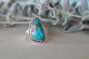 Turquoise Ring - Size 7.25