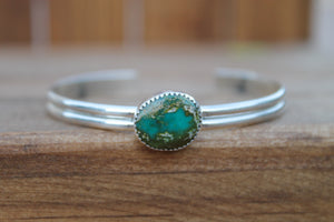 Mountain Turquoise Cuff