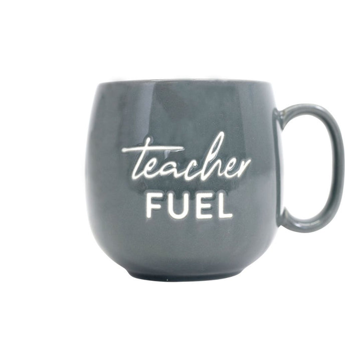Teacher Fuel Mug, Gift-[ Projectgenz][Daretodreamshop]