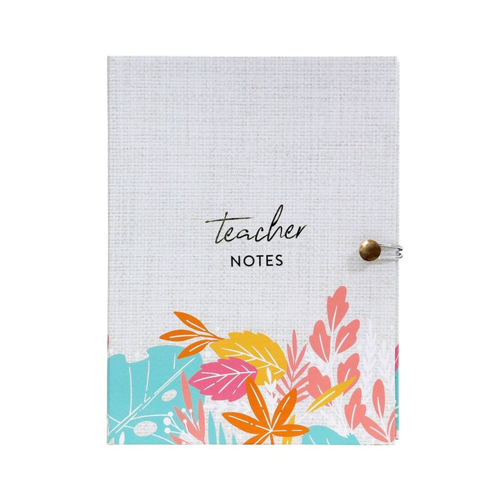 Teacher Colourful Notepad, Gift-[ Projectgenz][Daretodreamshop]