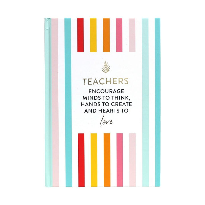 'Teachers encourage'  Journal, Gift-[ Projectgenz][Daretodreamshop]