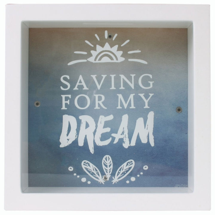 Dream savings fund change box, Gift-[ Projectgenz][Daretodreamshop]