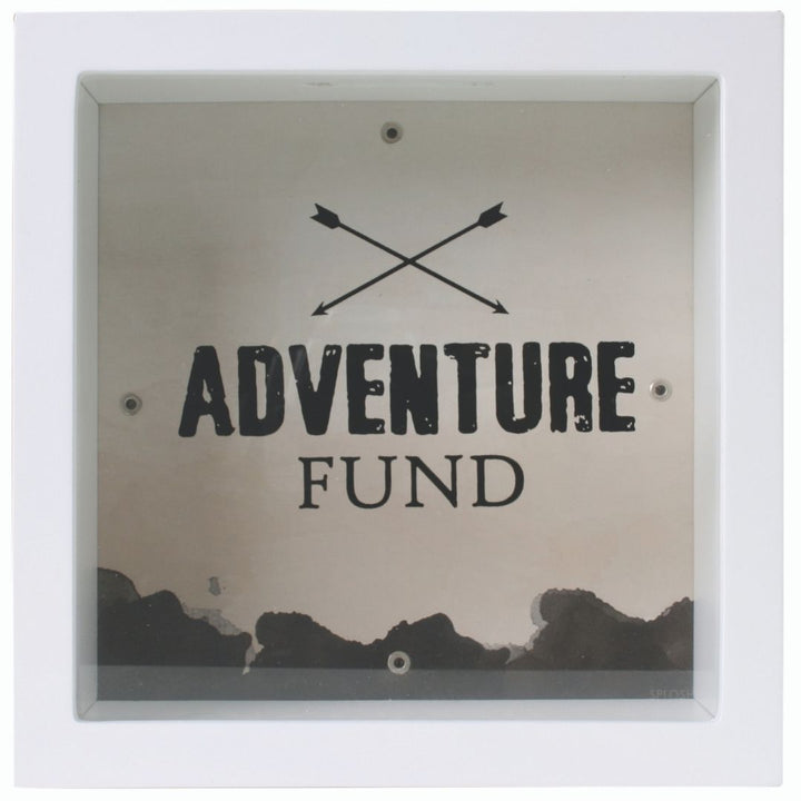 Adventure fund change box, Gift-[ Projectgenz][Daretodreamshop]