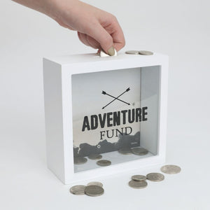 Adventure Fund money box, Gift-[ Projectgenz][Daretodreamshop]