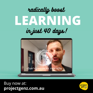 40 day program to improve confidence, attitude & learning success, online program-[ Projectgenz][Daretodreamshop]