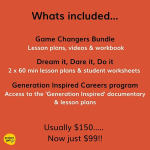 Giant educator 'INSPIRE' bundle, online program-[ Projectgenz][Daretodreamshop]