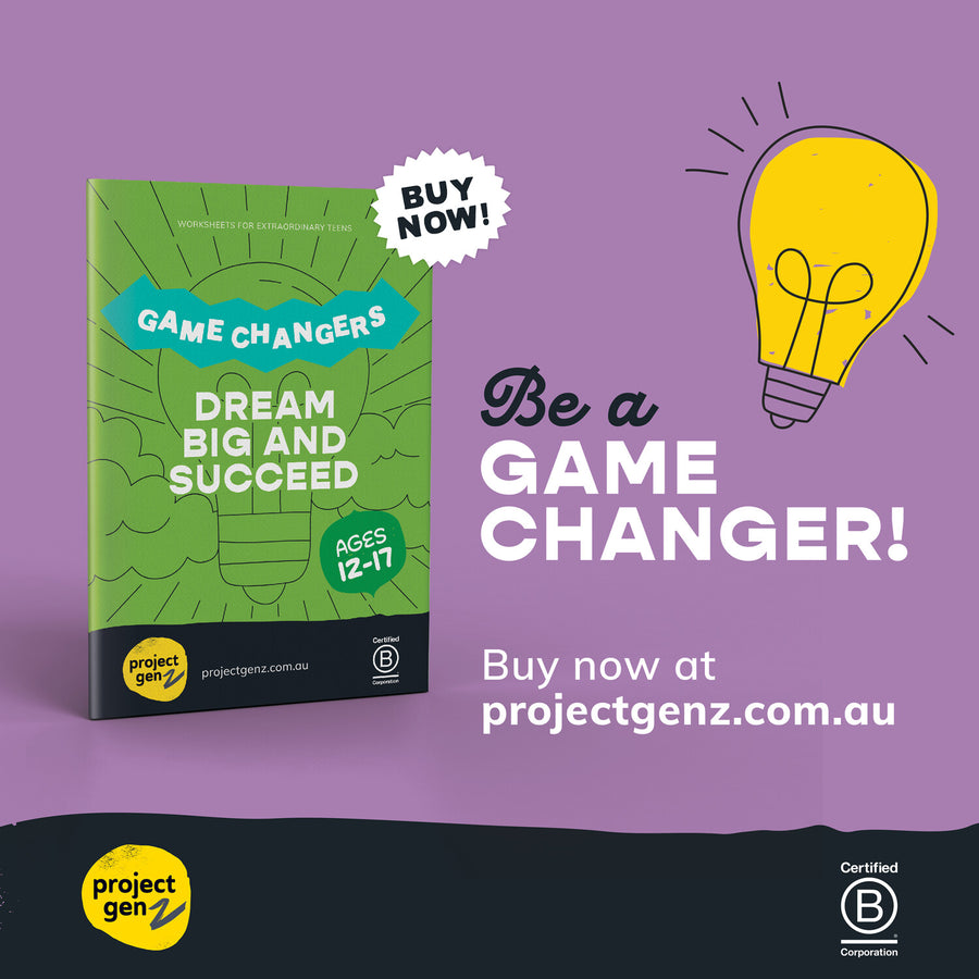 Dream big & succeed educator bundle - Game changers, online program-[ Projectgenz][Daretodreamshop]