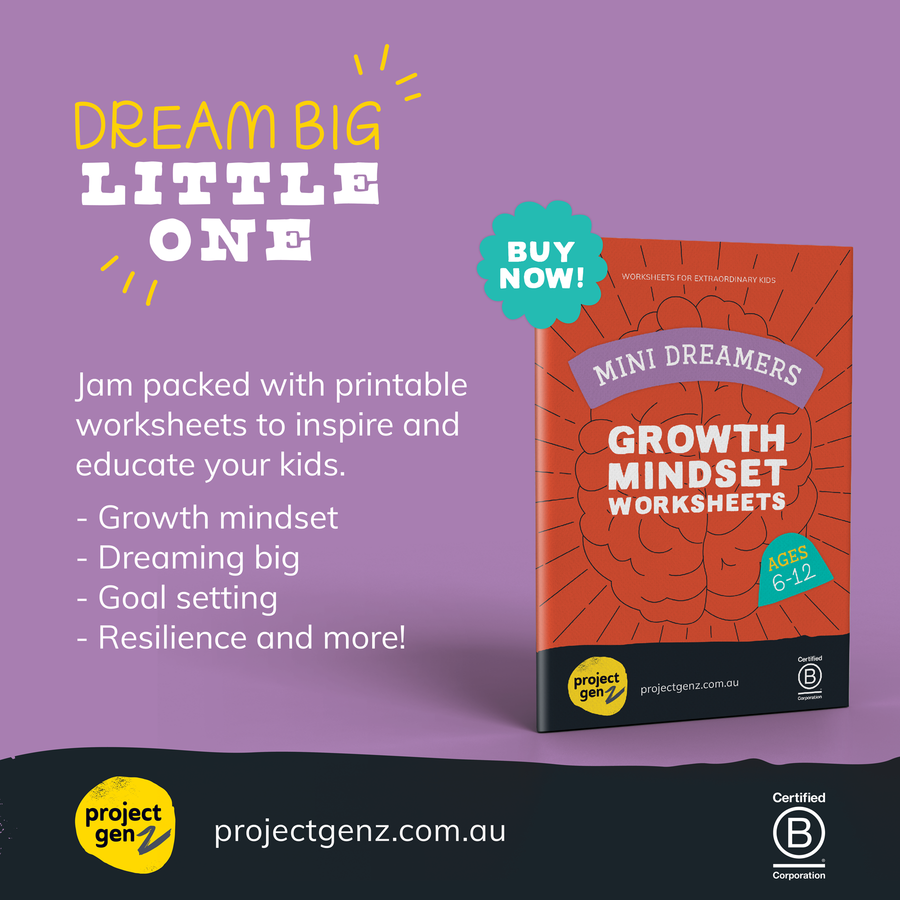 Giant 'INSPIRE' kids bundle, online program-[ Projectgenz][Daretodreamshop]