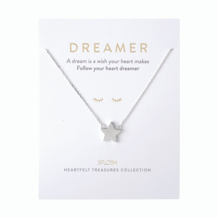 Dreamer necklace, Jewellery-[ Projectgenz][Daretodreamshop]