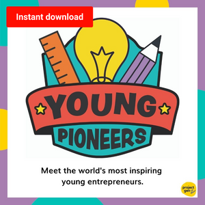 Young Pioneers- the worlds most inspiring young entrepreneurs!, online program-[ Projectgenz][Daretodreamshop]