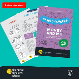 Money and Me.. A teens guide to good money habits, online program-[ Projectgenz][Daretodreamshop]