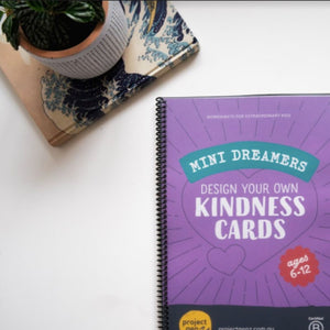 Mini Dreamers- Build kindness & empathy, online program-[ Projectgenz][Daretodreamshop]
