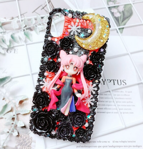 Sailor Moon Samsung Case
