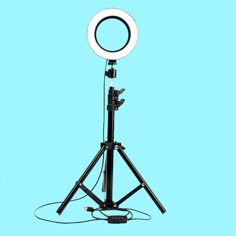 LED Photographer Ring Light Tripod