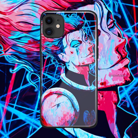 Hisoka iPhone Case