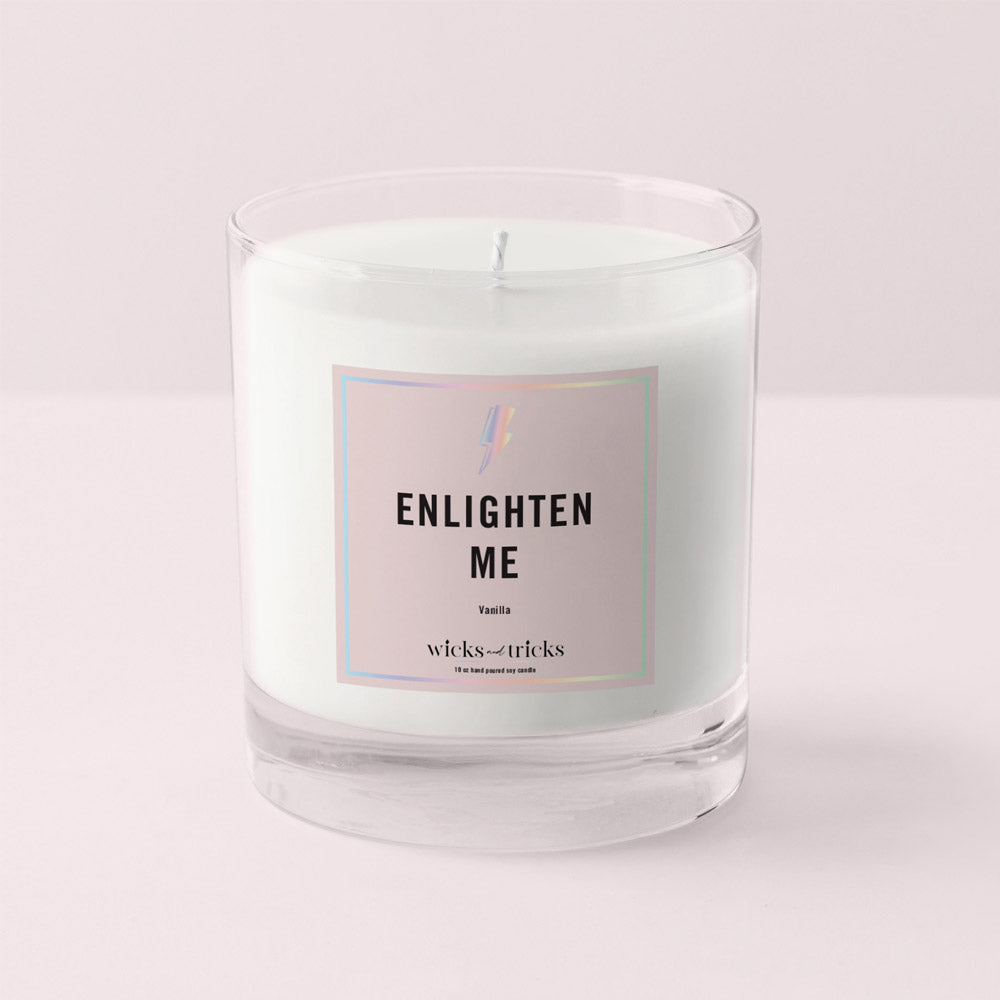 Enlighten Me Candle