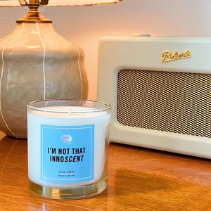 I'm Not That Innoscent Candle