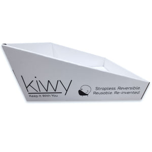 25 Reversible KIWY Masks + Display