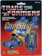 Transformers G1 Generation One Action Figures  Hasbro Toy: Autobot Beachcomber KO