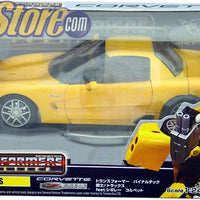 TRACKS BT-06 Action Figure 1:24 Scale CORVETTE TRANSFORMERS Takara Toy